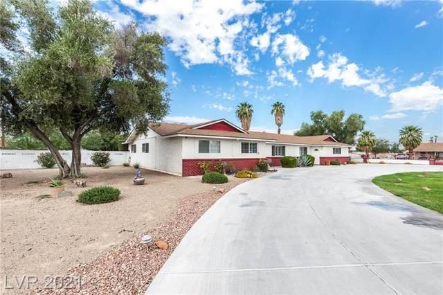 1331 Ralston Drive, Las Vegas, NV 89106 (MLS #2330953) :: Signature Real Estate Group
