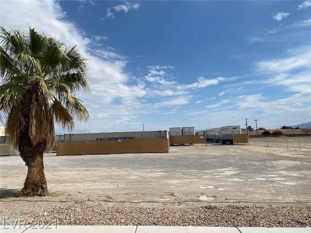1341 E Nevada Highway 372, Pahrump, NV 89048 (MLS #2330954) :: Coldwell Banker Premier Realty