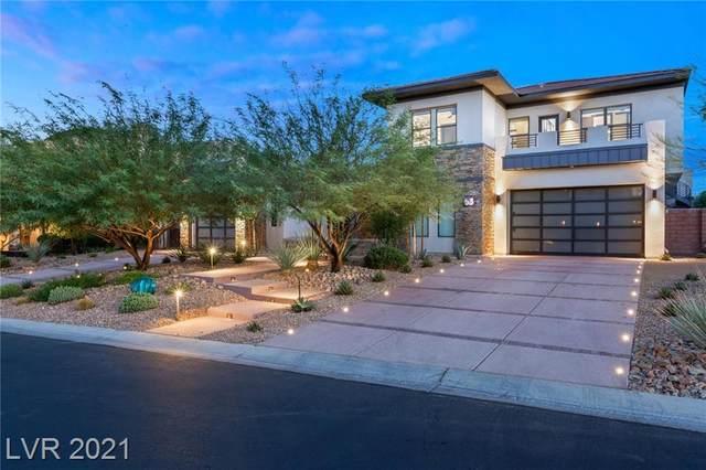 53 Meadowhawk Lane, Las Vegas, NV 89135 (MLS #2331008) :: The Perna Group