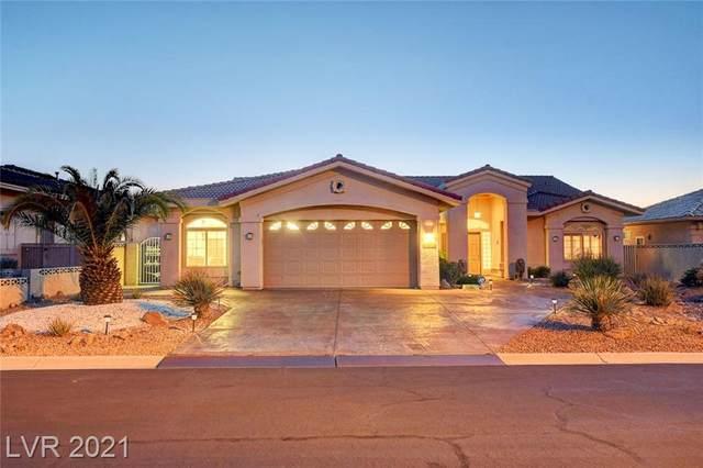 1861 Napoleon Drive, Las Vegas, NV 89156 (MLS #2331013) :: Hebert Group   eXp Realty
