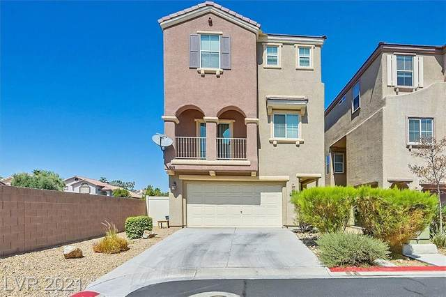 8696 Pico Grande Court, Las Vegas, NV 89147 (MLS #2331025) :: Custom Fit Real Estate Group