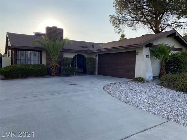 4425 De Forest Street, Las Vegas, NV 89103 (MLS #2331028) :: Custom Fit Real Estate Group