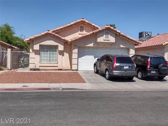 4020 Buffalo Bill Avenue, Las Vegas, NV 89110 (MLS #2331034) :: Lindstrom Radcliffe Group