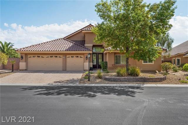 7408 Chorleywood Way, Las Vegas, NV 89131 (MLS #2331048) :: Team Michele Dugan
