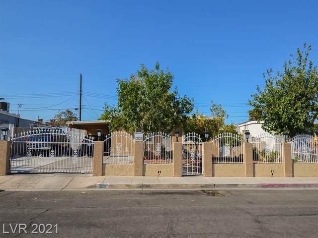 2125 Franklin Avenue, Las Vegas, NV 89104 (MLS #2331049) :: Vestuto Realty Group
