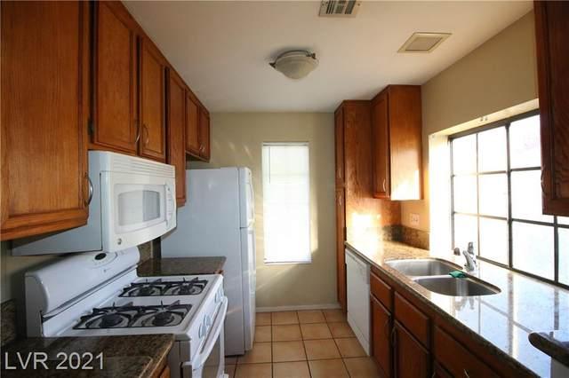 4747 Nara Vista Way #202, Las Vegas, NV 89103 (MLS #2331060) :: Keller Williams Realty