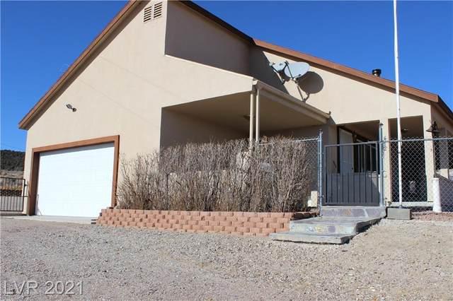 412 Kearney Street, Other, NV 89301 (MLS #2331062) :: Galindo Group Real Estate