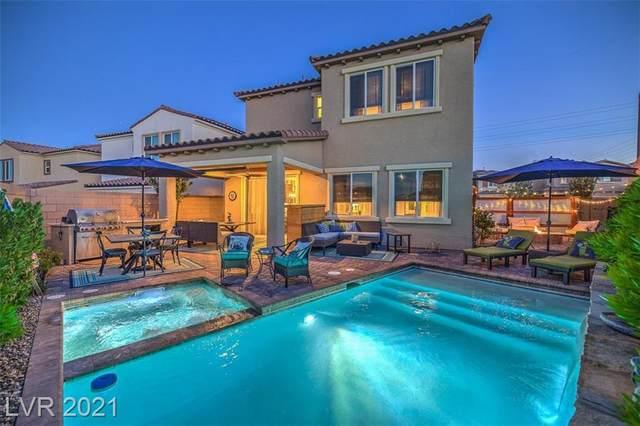 10840 Edgestone Avenue, Las Vegas, NV 89166 (MLS #2331065) :: Lindstrom Radcliffe Group