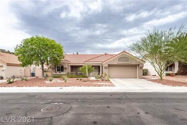 2524 Silverton Drive, Las Vegas, NV 89134 (MLS #2331075) :: The Melvin Team