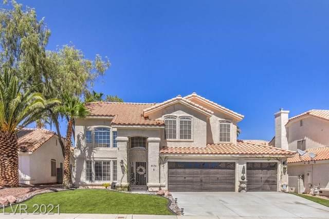 9174 Highland Springs Circle, Las Vegas, NV 89147 (MLS #2331078) :: Lindstrom Radcliffe Group