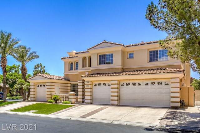 289 Hickory Hollow Avenue, Las Vegas, NV 89123 (MLS #2331111) :: Lindstrom Radcliffe Group