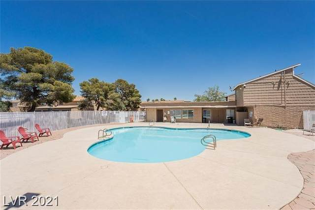 5147 Garden Lane D(F), Las Vegas, NV 89119 (MLS #2331122) :: The Perna Group