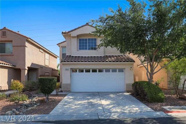 9325 Harbor Stream Avenue, Las Vegas, NV 89149 (MLS #2331131) :: Team Michele Dugan
