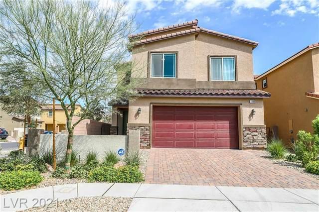 4480 Shimmer Point Avenue, North Las Vegas, NV 89084 (MLS #2331150) :: Lindstrom Radcliffe Group