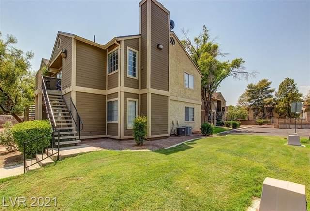 4621 Amberleigh Lane, Las Vegas, NV 89121 (MLS #2331151) :: Keller Williams Realty
