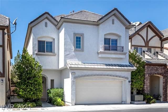 323 Hollins Hall Street, Las Vegas, NV 89145 (MLS #2331155) :: The Melvin Team