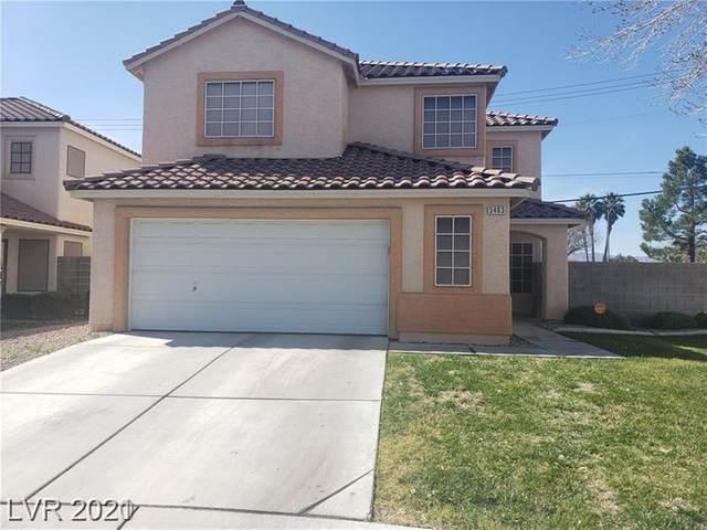 3463 Dapple Drive, North Las Vegas, NV 89030 (MLS #2331156) :: Hebert Group | eXp Realty