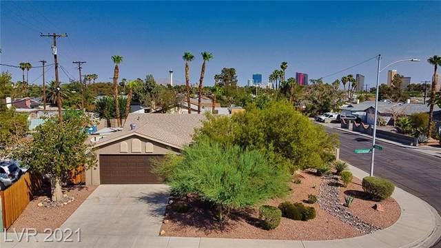 2805 Castlewood Drive, Las Vegas, NV 89102 (MLS #2331181) :: Vestuto Realty Group
