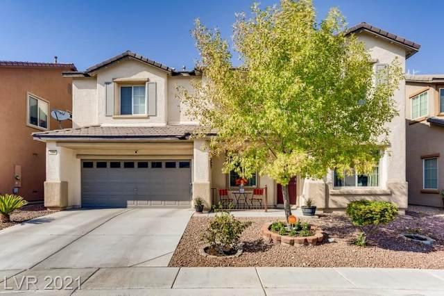 1204 Tropic Wind Avenue, North Las Vegas, NV 89081 (MLS #2331195) :: Hebert Group | eXp Realty