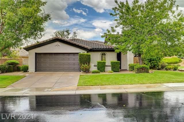 24 Fountainhead Circle, Henderson, NV 89052 (MLS #2331205) :: The Chris Binney Group | eXp Realty