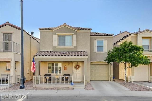 7637 Fabled Filigree Street, Las Vegas, NV 89149 (MLS #2331206) :: Keller Williams Realty