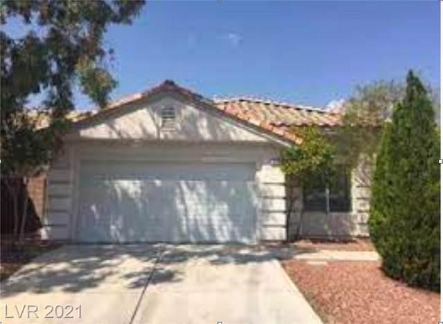 3365 Michelangelo Court, Las Vegas, NV 89129 (MLS #2331247) :: The TR Team