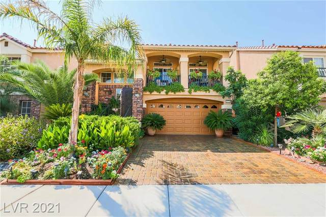 6771 Flamenco Court, Las Vegas, NV 89139 (MLS #2331277) :: Galindo Group Real Estate