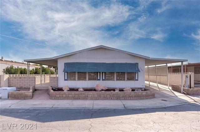 3260 Bellavista Lane, Las Vegas, NV 89122 (MLS #2331286) :: Alexander-Branson Team | Realty One Group