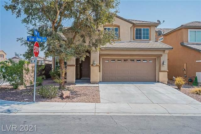 5136 Blue Rose Street, North Las Vegas, NV 89081 (MLS #2331291) :: Signature Real Estate Group