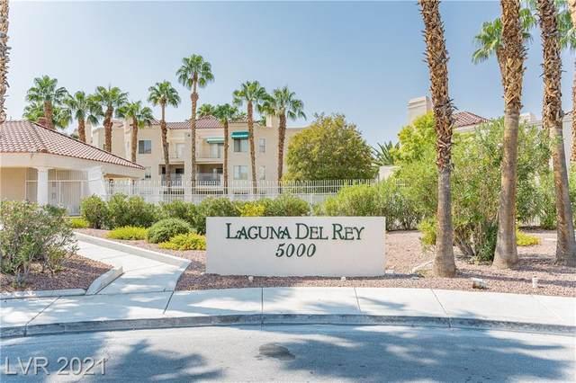 5000 Red Rock Street #241, Las Vegas, NV 89118 (MLS #2331346) :: Hebert Group | eXp Realty