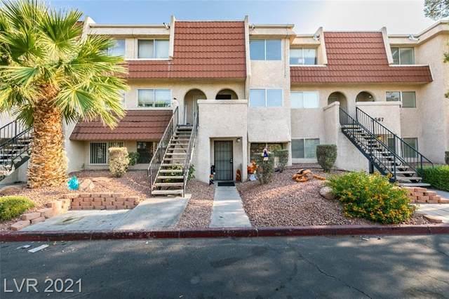 3567 Arville Street 704C, Las Vegas, NV 89103 (MLS #2331351) :: The Melvin Team
