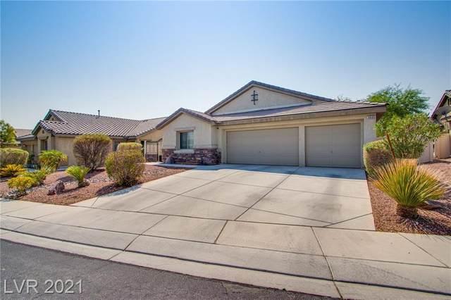 3033 Red Imp Avenue, North Las Vegas, NV 89081 (MLS #2331359) :: Lindstrom Radcliffe Group