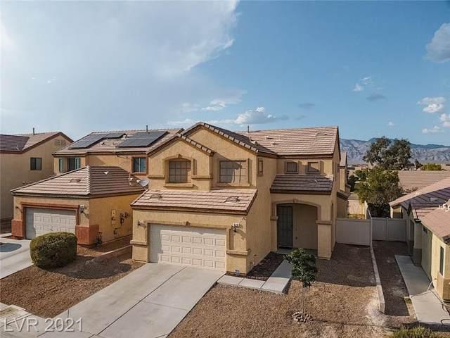 526 Dolphin Peak Court, North Las Vegas, NV 89084 (MLS #2331368) :: Hebert Group   eXp Realty