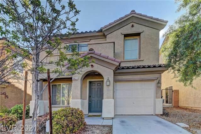 562 Shire Hall Street, Las Vegas, NV 89178 (MLS #2331376) :: Signature Real Estate Group