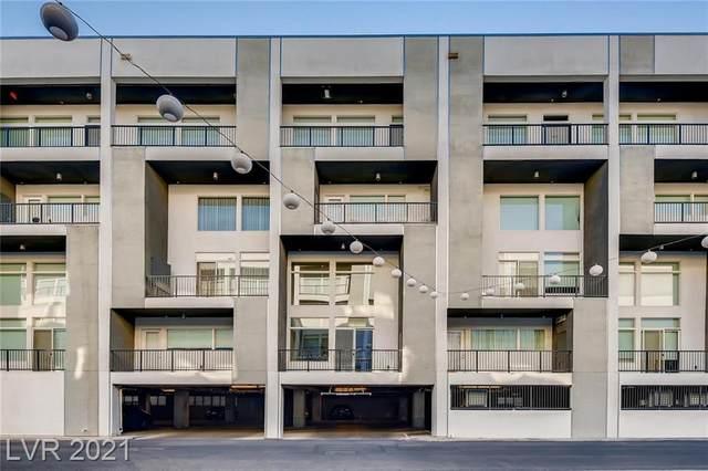 2775 W Pebble Road #328, Las Vegas, NV 89123 (MLS #2331384) :: DT Real Estate