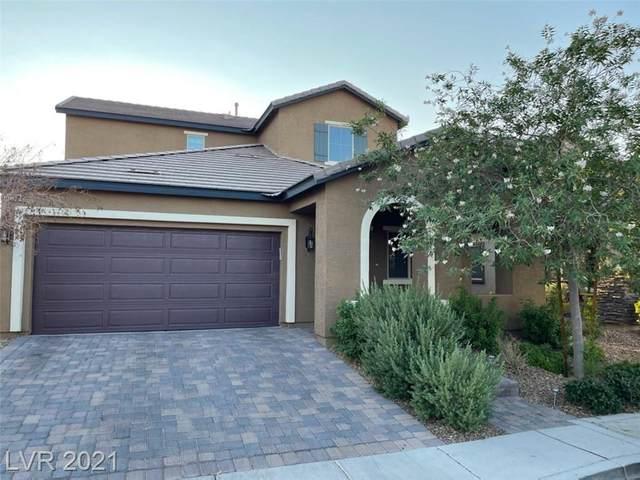 10184 Glacier Pool Street, Las Vegas, NV 89178 (MLS #2331390) :: Coldwell Banker Premier Realty