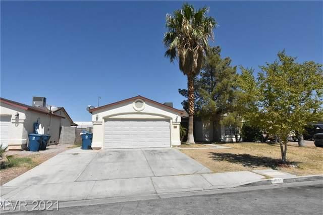 4230 Ripple River Avenue, Las Vegas, NV 89115 (MLS #2331424) :: Hebert Group | eXp Realty