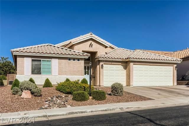 2462 Vegas Vic Street, Henderson, NV 89002 (MLS #2331447) :: Custom Fit Real Estate Group