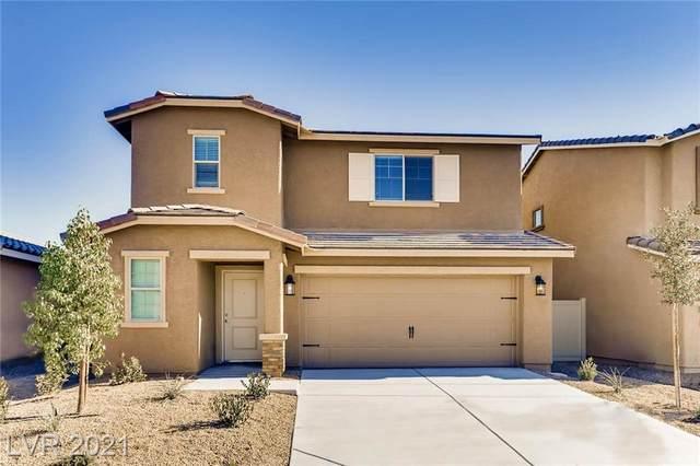 605 El Gusto Avenue, North Las Vegas, NV 89081 (MLS #2331452) :: The Chris Binney Group | eXp Realty