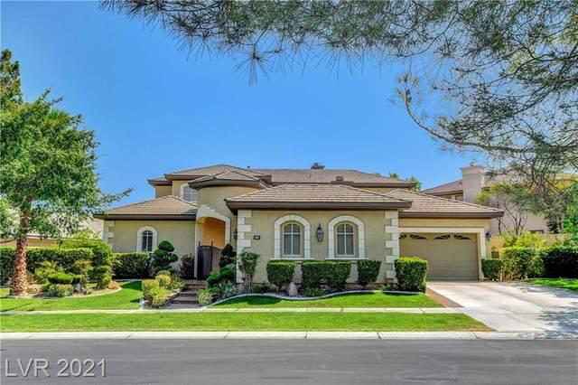 800 Pont Chartrain Drive, Las Vegas, NV 89145 (MLS #2331464) :: Lindstrom Radcliffe Group