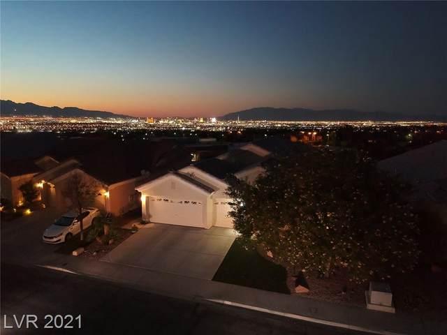 2566 Deer Season Street, Henderson, NV 89052 (MLS #2331480) :: Signature Real Estate Group