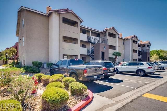 4200 S Valley View Boulevard #2005, Las Vegas, NV 89103 (MLS #2331481) :: The Melvin Team