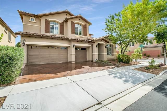 11661 Bradford Commons Drive, Las Vegas, NV 89135 (MLS #2331485) :: Custom Fit Real Estate Group