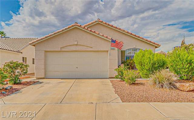 905 High Mountain Street, Henderson, NV 89015 (MLS #2331490) :: Lindstrom Radcliffe Group
