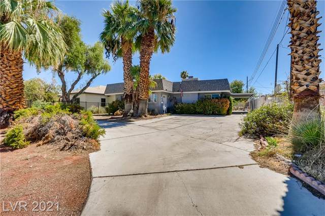 906 E Oakey Boulevard, Las Vegas, NV 89104 (MLS #2331495) :: Keller Williams Realty