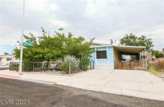 4325 Orangeblossom Street, Las Vegas, NV 89108 (MLS #2331498) :: The Melvin Team