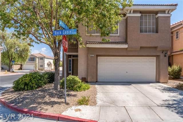 5222 Rock Cabin Court, North Las Vegas, NV 89031 (MLS #2331521) :: Galindo Group Real Estate
