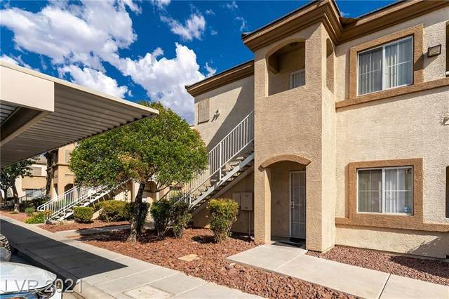 3400 Cabana Drive #2029, Las Vegas, NV 89122 (MLS #2331529) :: Lindstrom Radcliffe Group