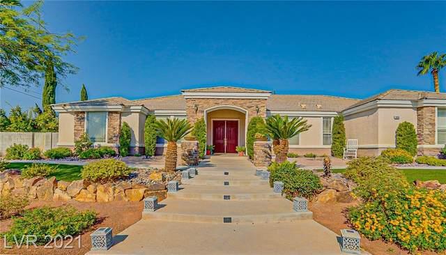 8990 W El Campo Grande Avenue, Las Vegas, NV 89149 (MLS #2331548) :: Hebert Group | eXp Realty