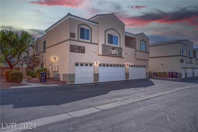 4013 Pepper Thorn Avenue #102, North Las Vegas, NV 89081 (MLS #2331558) :: Team Michele Dugan